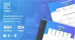 Thumbnail for Teqno - Technology Template Kit