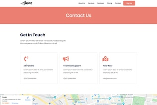 Aman — Multipurpose Elementor Template Kit by Divine-Store on Envato Elements