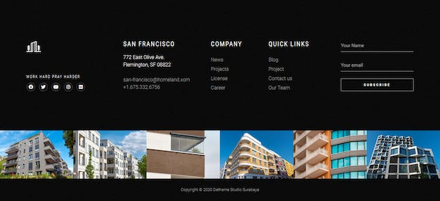 Homeland — Real Estate & Property Elementor Template Kit - product preview 7