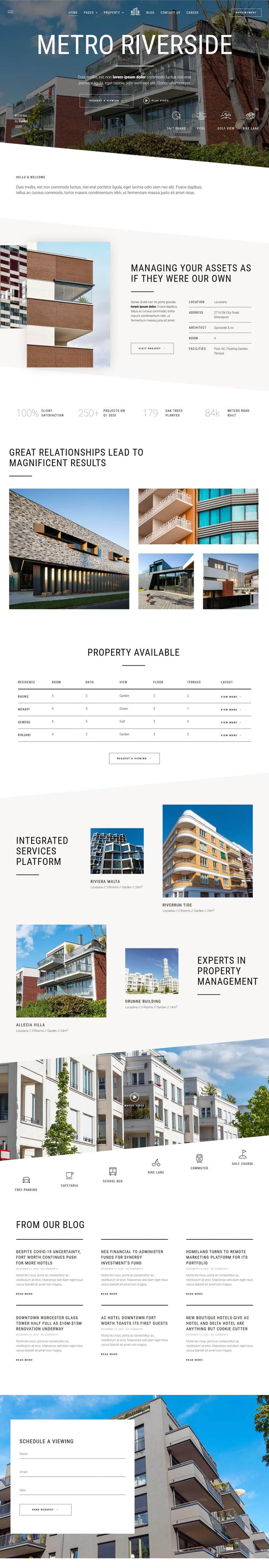Homeland — Real Estate & Property Elementor Template Kit - product preview 10