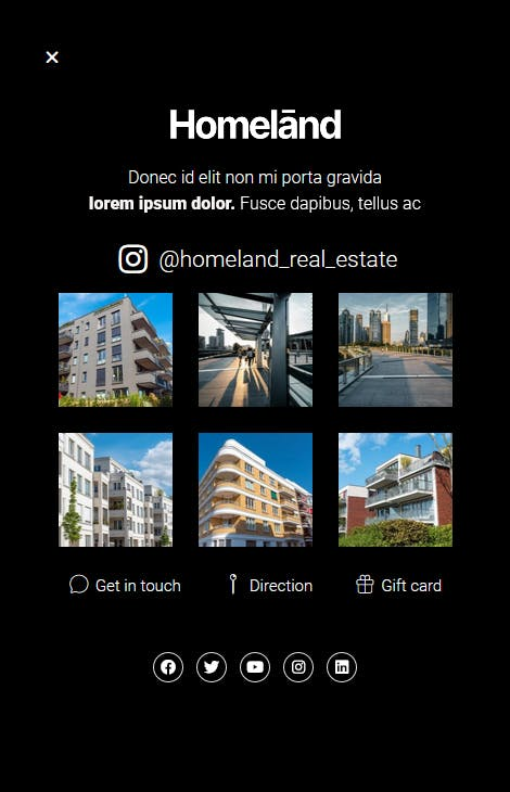 Homeland — Real Estate & Property Elementor Template Kit - product preview 11